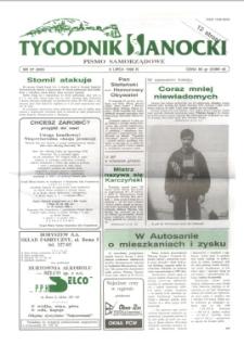 Tygodnik Sanocki, 1996, nr 27