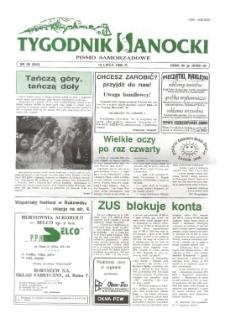 Tygodnik Sanocki, 1996, nr 28
