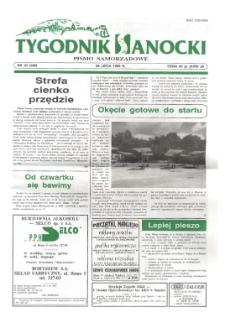 Tygodnik Sanocki, 1996, nr 30