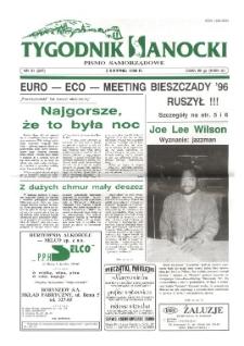 Tygodnik Sanocki, 1996, nr 31