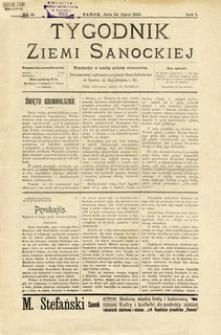 Tygodnik Ziemi Sanockiej, 1910, nr 13