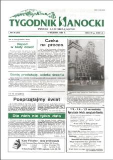 Tygodnik Sanocki, 1996, nr 36