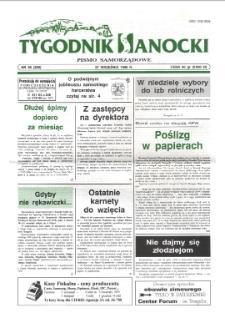 Tygodnik Sanocki, 1996, nr 39