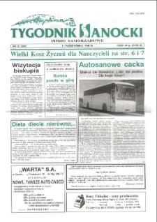 Tygodnik Sanocki, 1996, nr 41
