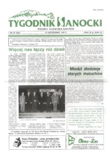Tygodnik Sanocki, 1996, nr 42