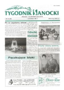 Tygodnik Sanocki, 1996, nr 44
