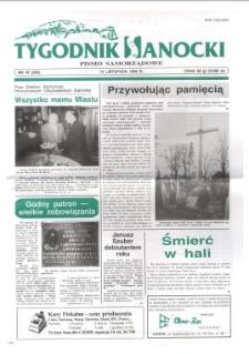 Tygodnik Sanocki, 1996, nr 46