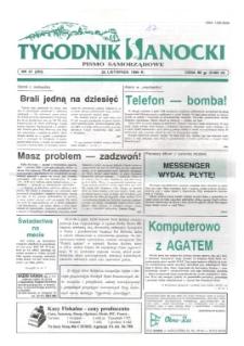 Tygodnik Sanocki, 1996, nr 47