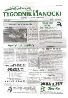 Tygodnik Sanocki, 1996, nr 49