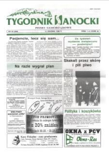 Tygodnik Sanocki, 1996, nr 50