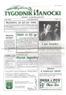 Tygodnik Sanocki, 1997, nr 2