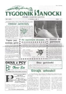 Tygodnik Sanocki, 1997, nr 3