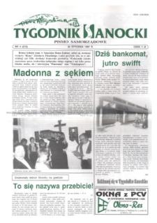 Tygodnik Sanocki, 1997, nr 4