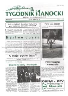 Tygodnik Sanocki, 1997, nr 5