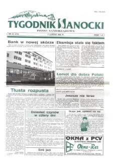 Tygodnik Sanocki, 1997, nr 6