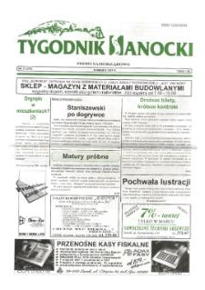 Tygodnik Sanocki, 1997, nr 11