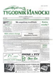 Tygodnik Sanocki, 1997, nr 12
