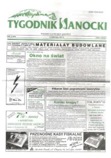 Tygodnik Sanocki, 1997, nr 15