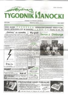Tygodnik Sanocki, 1997, nr 16