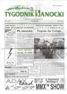 Tygodnik Sanocki, 1997, nr 17