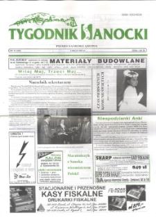 Tygodnik Sanocki, 1997, nr 18