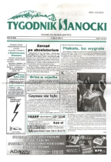 Tygodnik Sanocki, 1997, nr 20