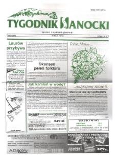 Tygodnik Sanocki, 1997, nr 21