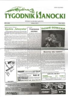 Tygodnik Sanocki, 1997, nr 22