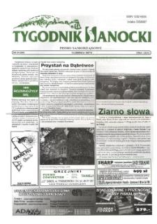 Tygodnik Sanocki, 1997, nr 24