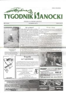 Tygodnik Sanocki, 1997, nr 25