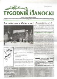 Tygodnik Sanocki, 1997, nr 27