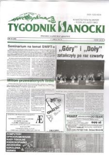 Tygodnik Sanocki, 1997, nr 28
