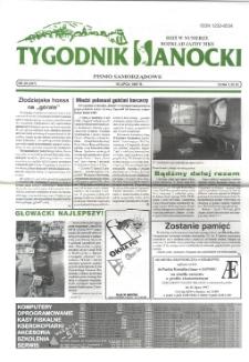 Tygodnik Sanocki, 1997, nr 29