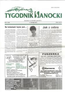 Tygodnik Sanocki, 1997, nr 31