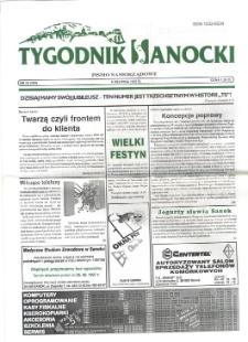 Tygodnik Sanocki, 1997, nr 32