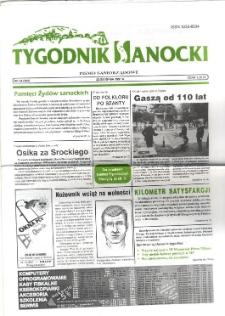 Tygodnik Sanocki, 1997, nr 34