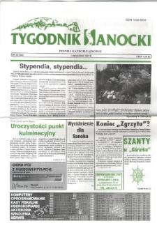 Tygodnik Sanocki, 1997, nr 36