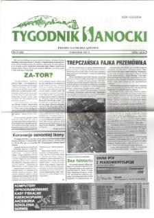 Tygodnik Sanocki, 1997, nr 37