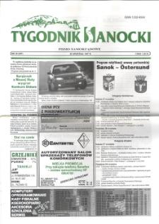 Tygodnik Sanocki, 1997, nr 39
