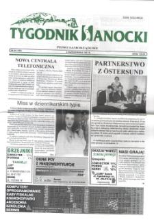 Tygodnik Sanocki, 1997, nr 40