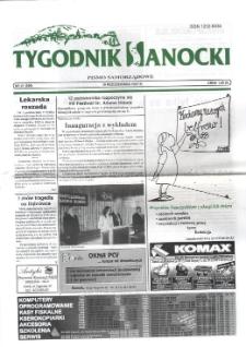 Tygodnik Sanocki, 1997, nr 41
