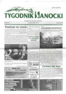 Tygodnik Sanocki, 1997, nr 43