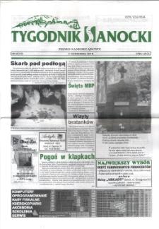 Tygodnik Sanocki, 1997, nr 44