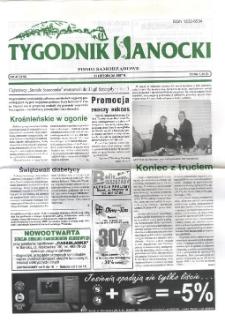 Tygodnik Sanocki, 1997, nr 47