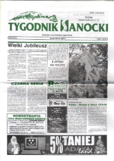 Tygodnik Sanocki, 1997, nr 48