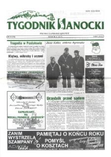 Tygodnik Sanocki, 1997, nr 50