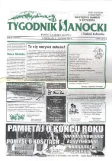Tygodnik Sanocki, 1997, nr 52-1