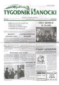 Tygodnik Sanocki, 1998, nr 4