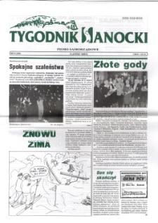 Tygodnik Sanocki, 1998, nr 6