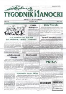Tygodnik Sanocki, 1998, nr 8